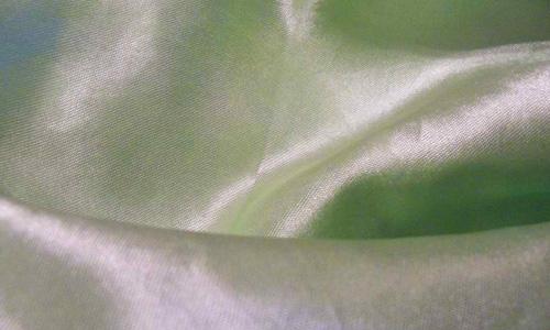 Green Satin Texture