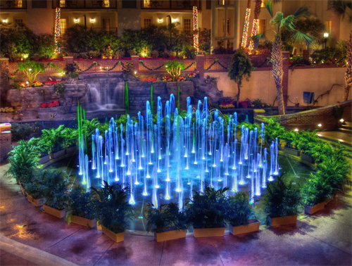 Fountain Fusion (HDR)