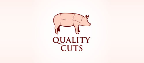 Quality Cuts Butcher logo