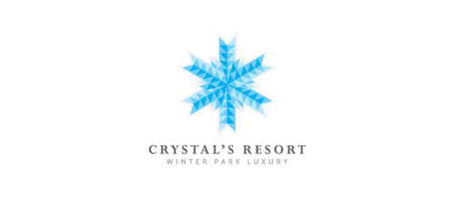 Crystal's Resort logo