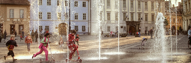 30 Breathtaking Pictures of Fountains for your Inspiration