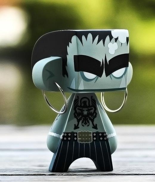 Emo punk madl mad vinyl toy