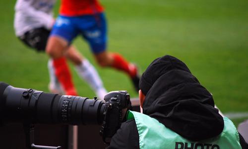 Preparing your Camera