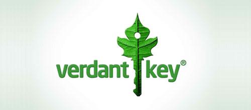 Verdant Key logo