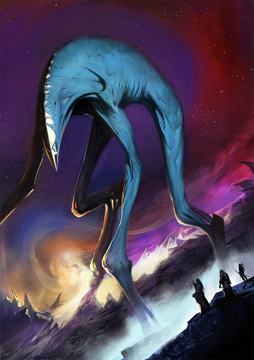 Alien rift