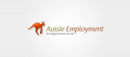 Aussie Employment logo