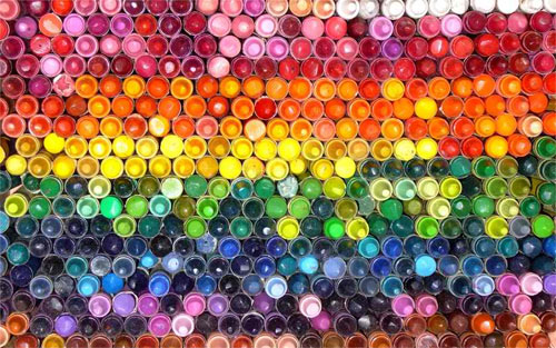 Used Crayons wallpapers