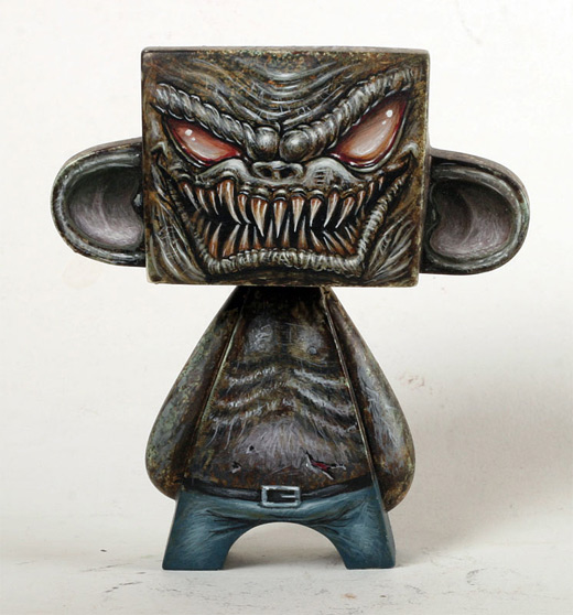 Monster madl mad vinyl toy