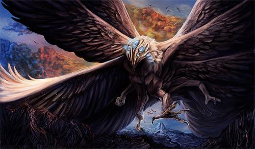 Eagle air colossus rift video game