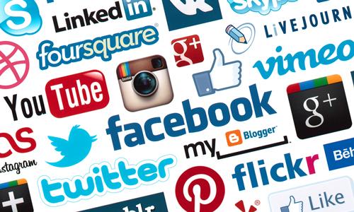 Fire-up social media