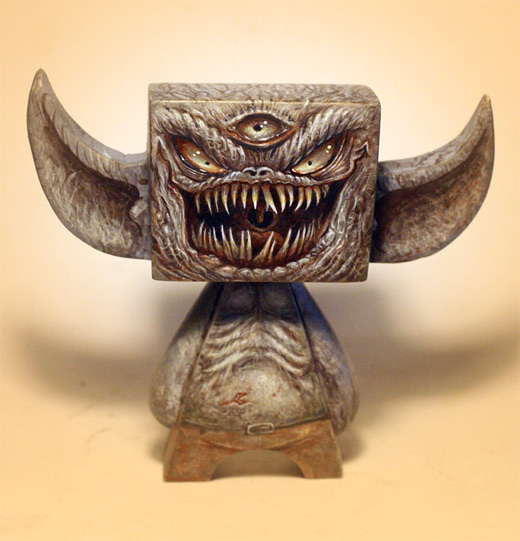 Long ears madl mad vinyl toy