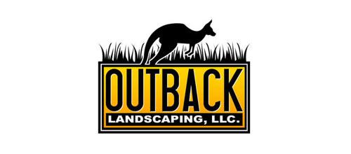 Outback Landscaping logo
