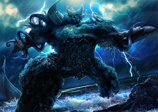 Dutchman water colossus rift video game