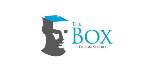 The Box Design Studio logo