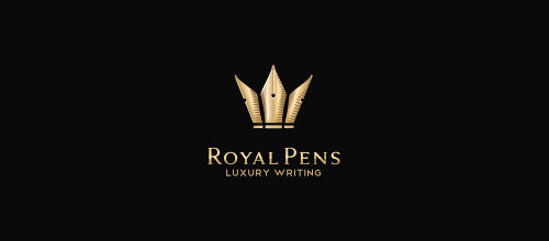 Royal Pens logo