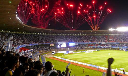 Football Celebration