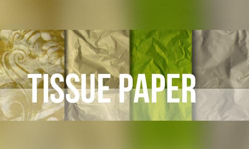 Texture -- Tissue Paper