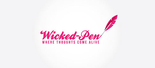 Wicked Pen logo