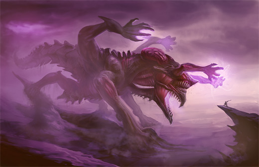 Monster rift