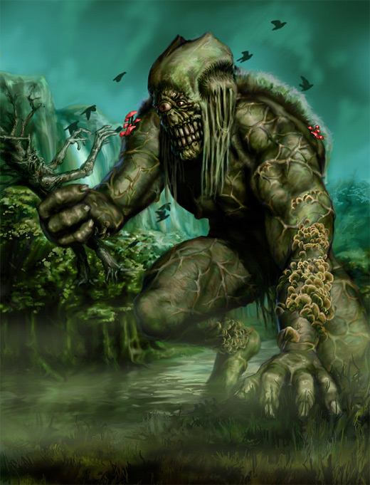 Tree eater one eye Cyclops life colossus rift game