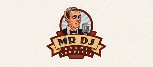 MR DJ logo