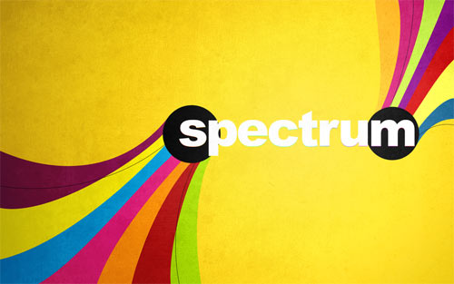 Spectrum wallpaper