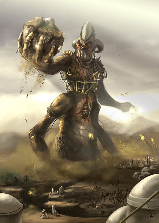 Bug huge rift earth colossus illustrations artworks