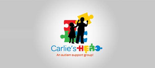 Carlie's Hero logo