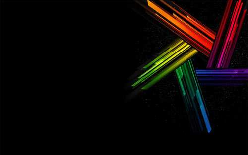 Light Spectrum wallpaper