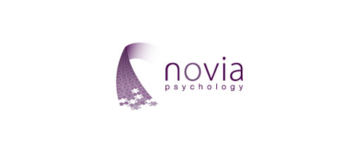 Novia Psychology logo