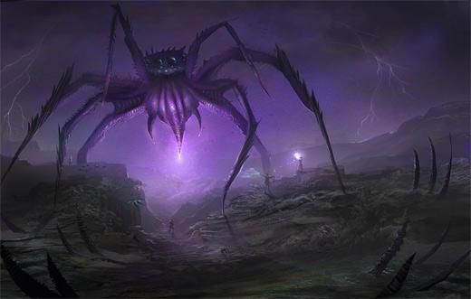Spider rift