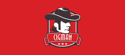CigMan logo