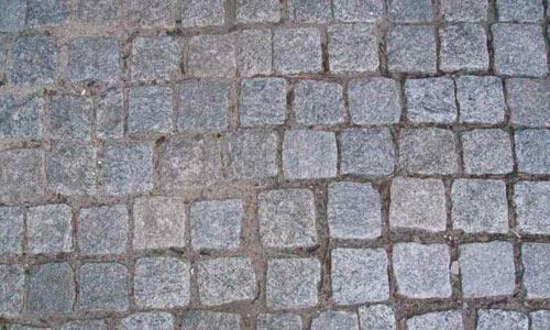 Grey Cobblestones texture