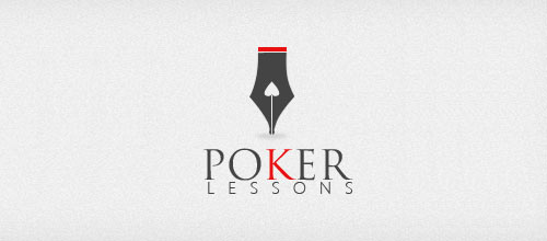Poker Lessons logo