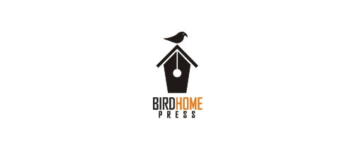 Bird Home Press logo