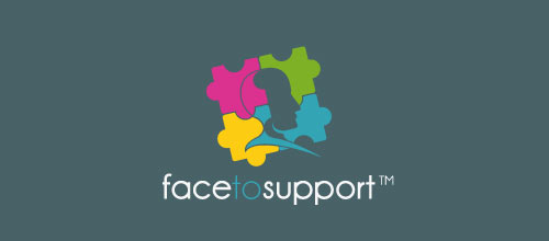 FaceToSupport logo