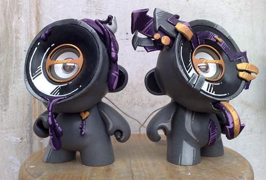 Speaker ultimate vinyl toys design collection
