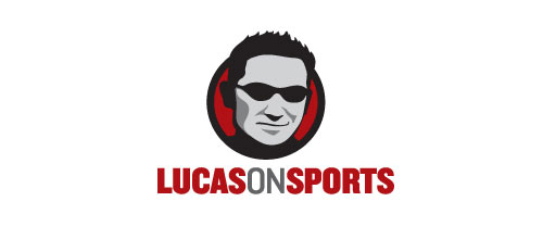 Lucas on Sports logo