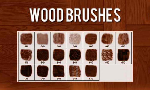 Free Wood Brushes