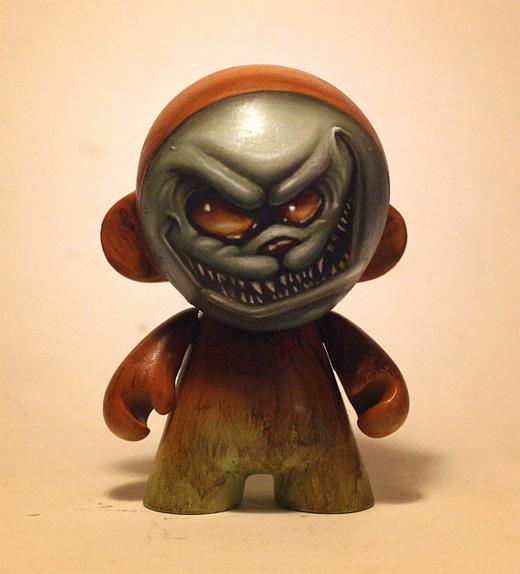 Devil monster ultimate vinyl toys design collection