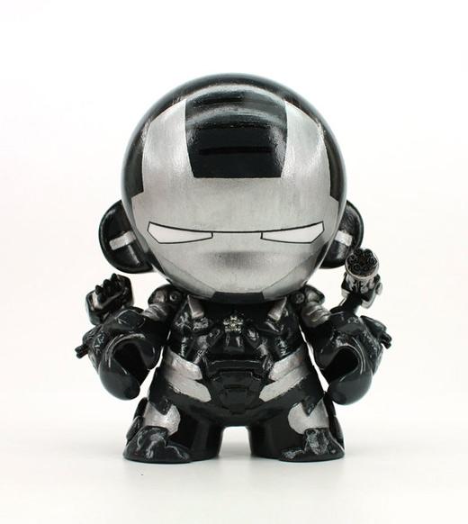 War machine iron man ultimate vinyl toys design collection
