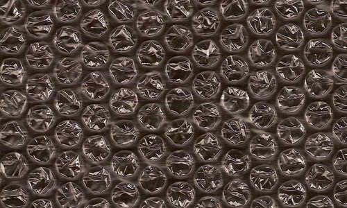 Texture Stock Bubble Wrap