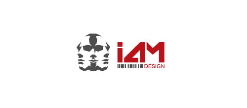 I Am Design logo