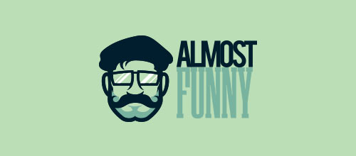 Almost Funny logo