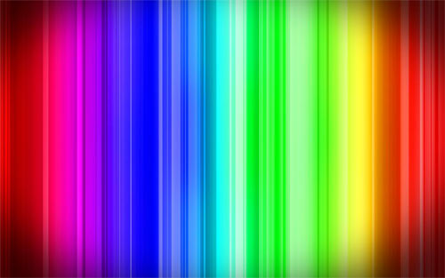 Color Spectrum wallpaper