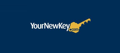 YourNewKey.com logo