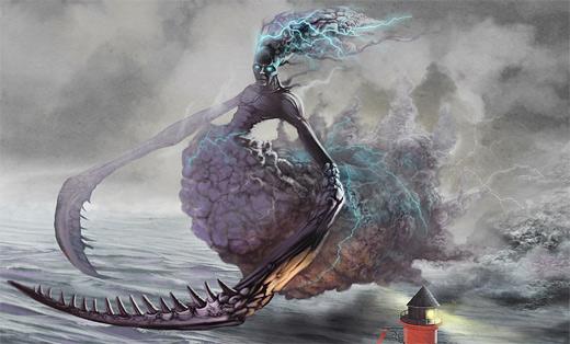 Cloud ripper monster air colossus rift video game