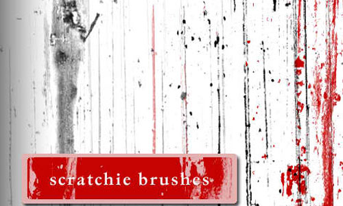 Scratchies brushes