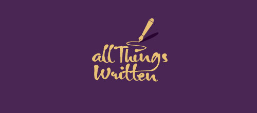All Things Written logo