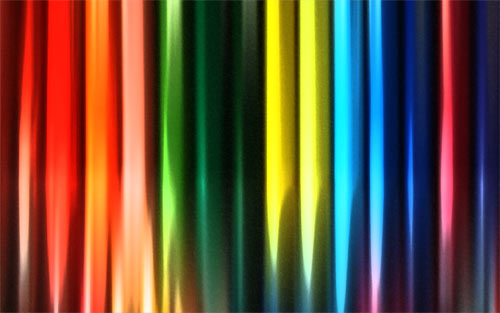 colors of the pencil wallpaper